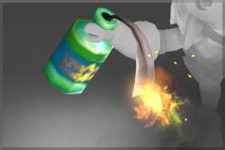 Molotov Cocktail of the Darkbrew Enforcer